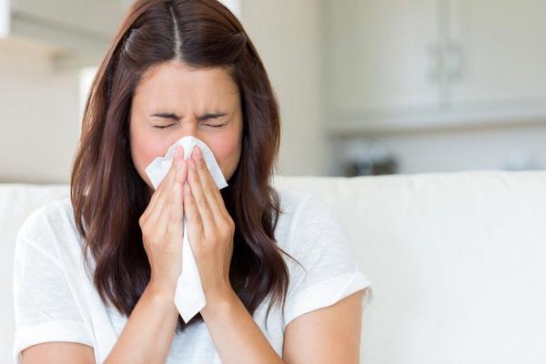Проявление аллергии на мед