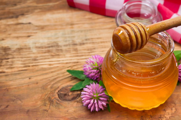 Клеверный мед