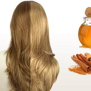 Осветление волос с медом