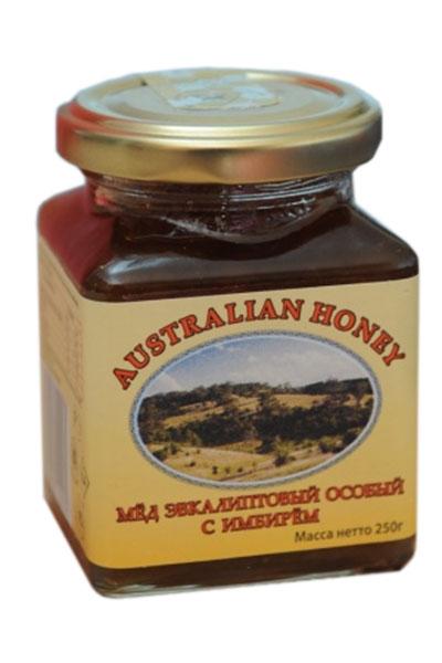 Эвкалиптовый мед из Австралии
