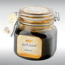 Черный мед